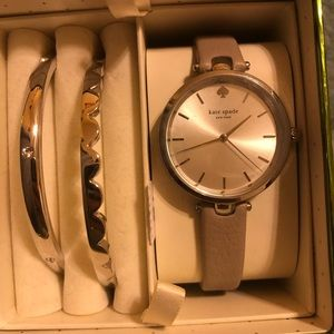NWT Kate Spade watch and bracelet combo